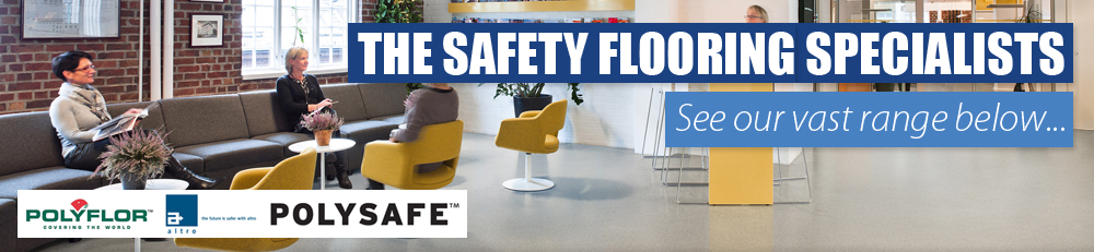 Safety Flooring Ipswich